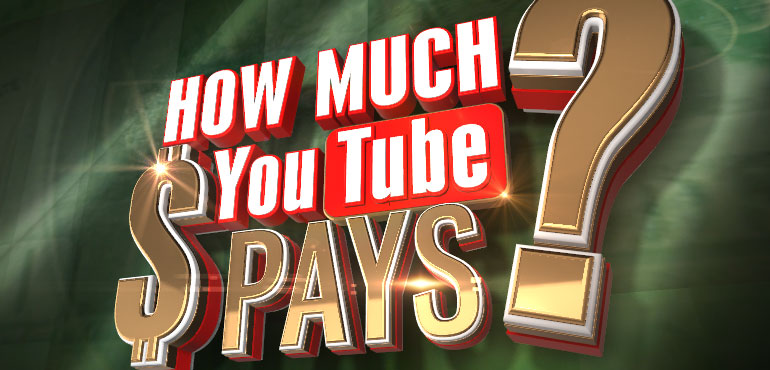 How Much Youtube Pays
